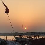インドベナレスの旅 ガンジス河で悟りの平泳ぎ