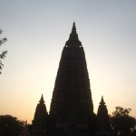 仏教聖地インドブダガヤ お釈迦様悟りの菩提樹の下へ